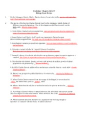 Evolution In Populations Worksheet With Answers