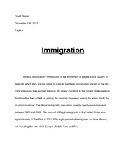 Immigration Essay Introduction  Hepatitze Illegal Immigration Essay Introduction Mistyhamel What Is An Essay Thesis also Professional Business Plan Writers South Africa  High School Admissions Essay