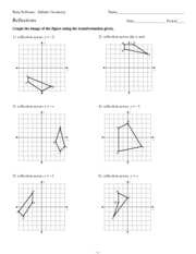 Math 8 Reflection Worksheet 1 Solutions