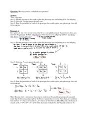 Punnett Squares Study Resources