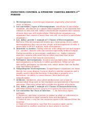 Cladogram Worksheet