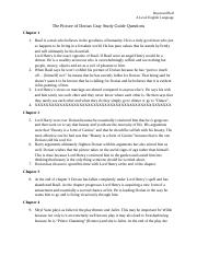 Dorian Gray Discussion Questions.doc - The Picture of ...