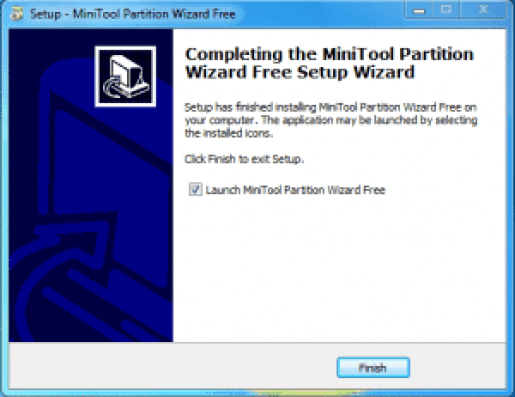 برنامج MiniTool Partition Wizard 3