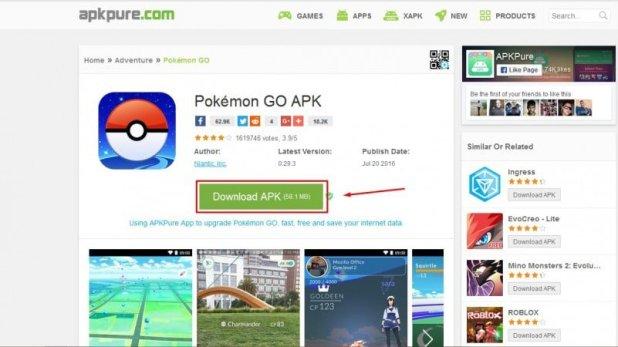 أفضل موقع لتحميل ألعاب وتطبيقات الاندرويد بصيغة APK 3
