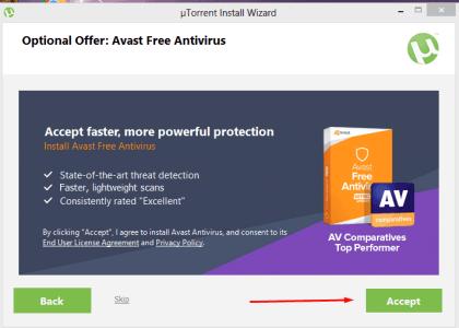 كيفية تحميل برنامج utorrent