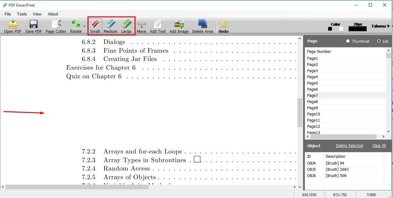 شرح وتحميل Pdf Eraser برنامج تعديل الكتابة على Pdf عربي