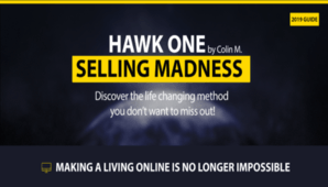 Colin M – HAWK One SELLING MADNESS