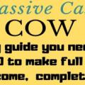 Passive Cash Cow 2020 – Passive $1000 Per Month With This UNIQUE METHOD