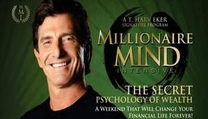 T. Harv Eker – Millionaire Mind Intensive + Seminar