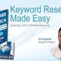 Anil Agarwal – KEYWORD RESEARCH MADE EASY