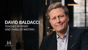 David Baldacci (Masterclass) - Mystery & Thriller Writing