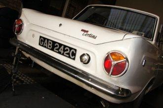 Cortina GT 1500