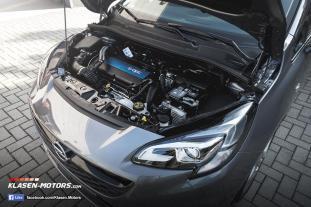 Corsa E VXR Engine