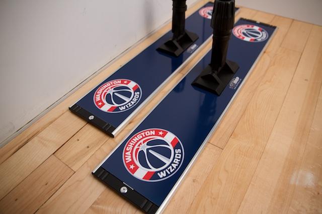 WASHINGTON WIZARDS - PROMOP 24 CUSTOMIZED BASKETBALL/VOLLEYBALL MOP