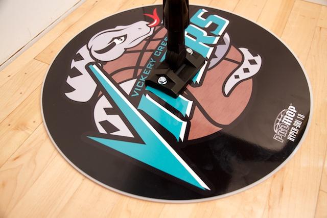 VIPERS - HYPER-DRI 18 BASKETBALL/VOLLEYBALL SWEAT MOP