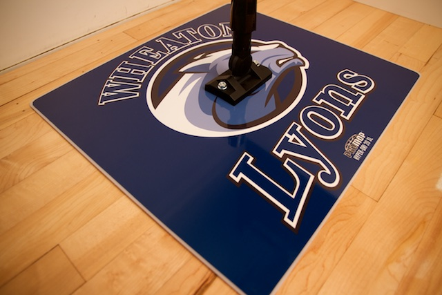 LYONS - PROMOP HYPER-DRI 20XL CUSTOMIZED BASKETBALL/VOLLEYBALL MOP - - WITH CUSTOM LOGO AND TEAM COLORS