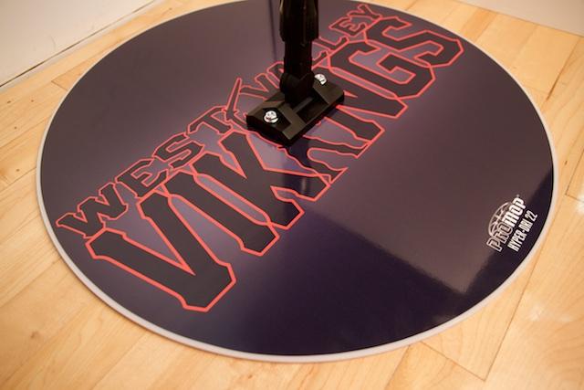 VIKINGS - HYPER-DRI 22 ROUND BASKETBALL/VOLLEYBALL SWEAT MOP