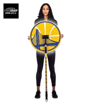 PROMOP HYPER-LITE 22 - ILLUMINATED ROUND MOP USED IN 2018 NBA FINALS