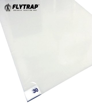 FLYTRAP SNEAKER TRACTION MAT REFILL - 30 SHEETS