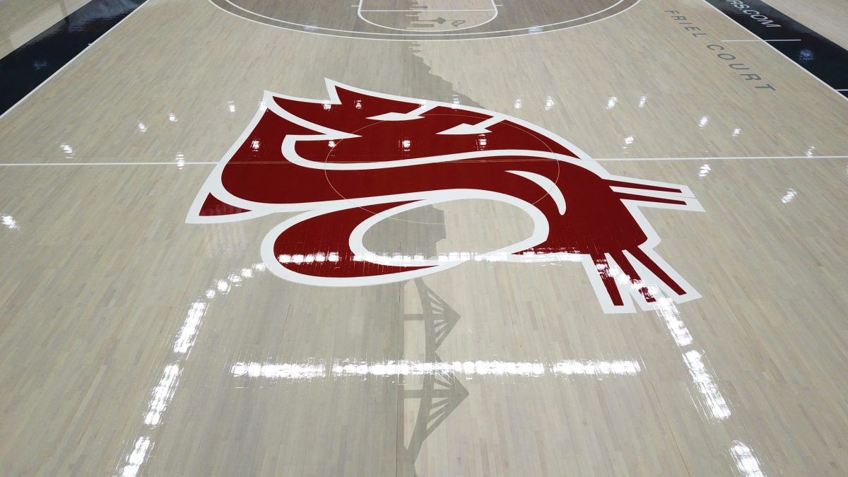 WSU BASKETBALL COURT DESIGN