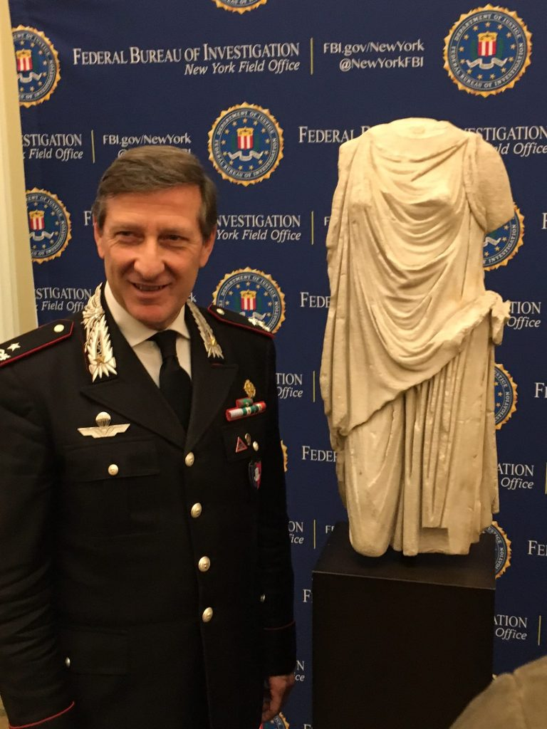 Bildergebnis für Brigadier General Fabrizio Parrulli