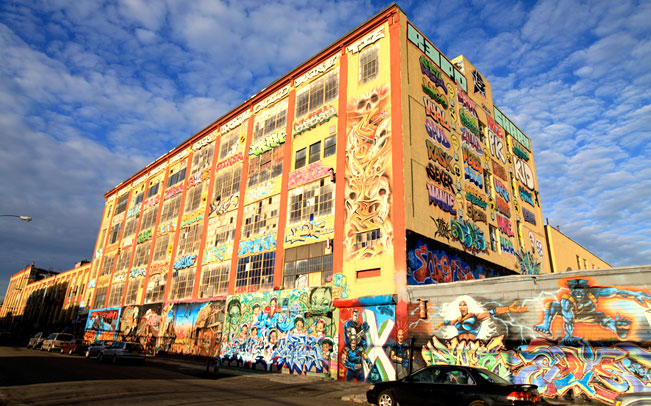 Graffiti-Whitewash Appeal Lands With Thud at 2nd Circuit