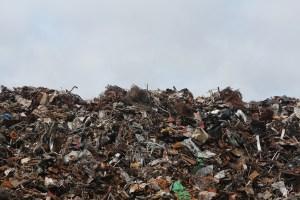 Landfill, garbage, dump