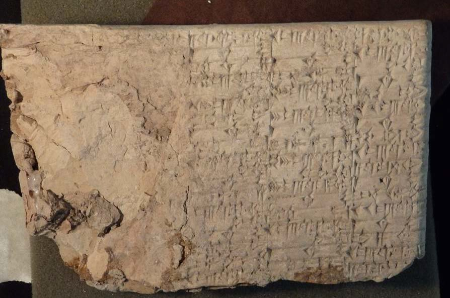 US Confiscates Ancient Iraqi Artifacts Illegally Imported By Hobby Lobby