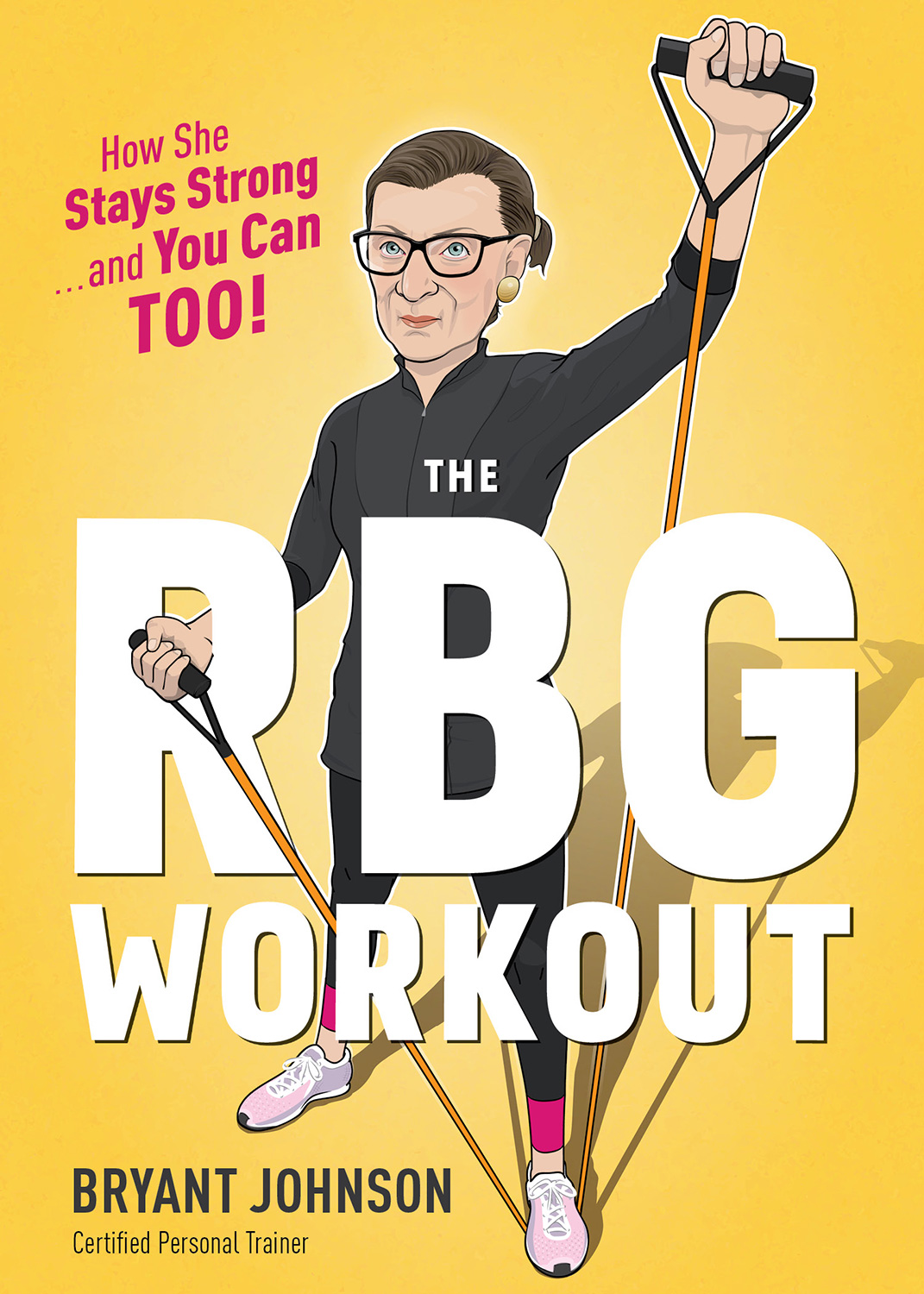 da577733 Courthouse Trainer Introduces Readers to 'RBG Workout'