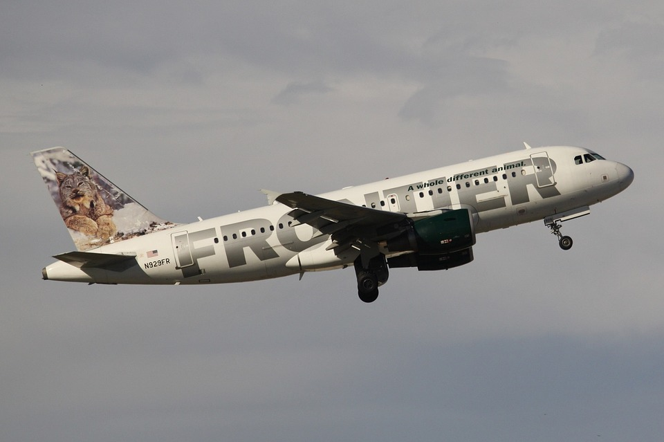 Retired Flight Attendants Tell Frontier To Pay Up - My flight to des moines