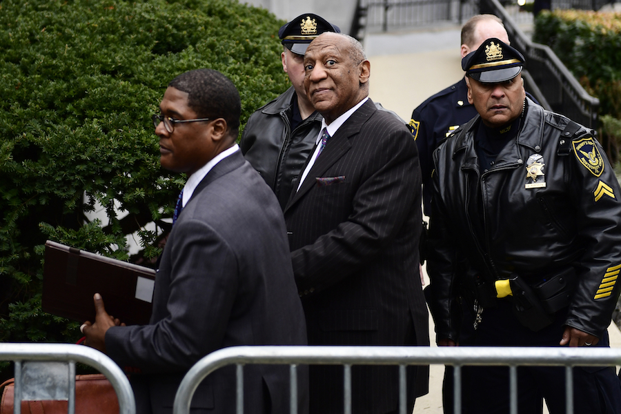 Questions about Cosby trial juror delay opening statements