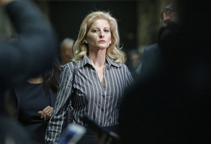 Summer Zervos's defamation lawsuit against Trump can proceed, court rules