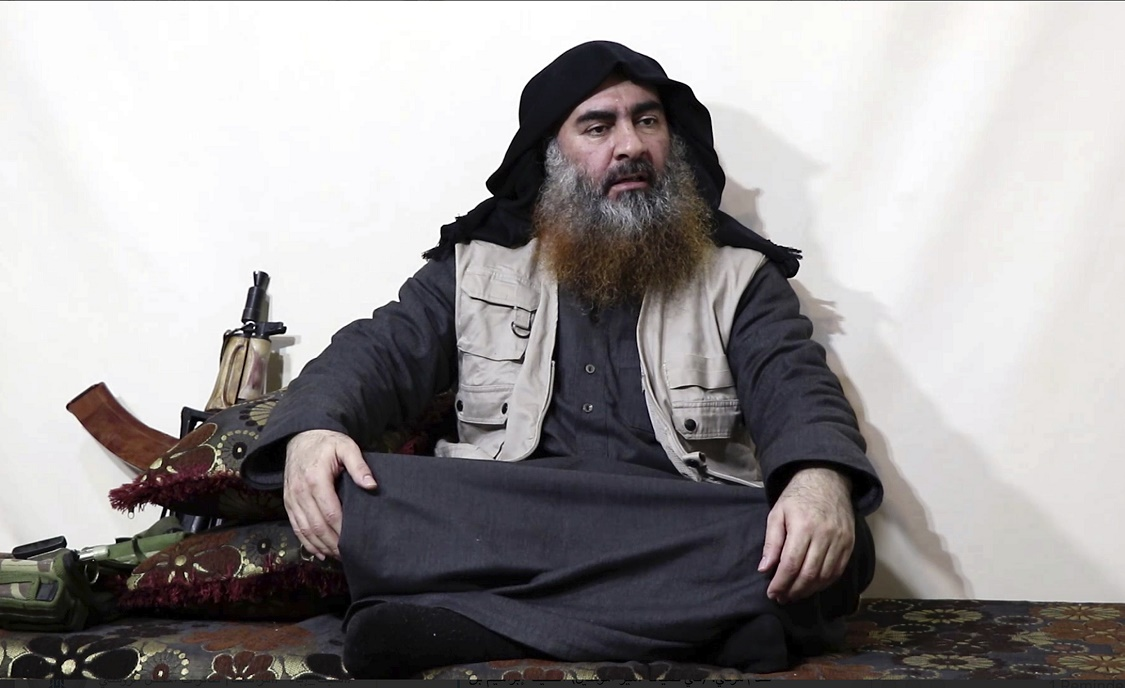 Leader of the Islamic State (ISIS) confirms what everyone