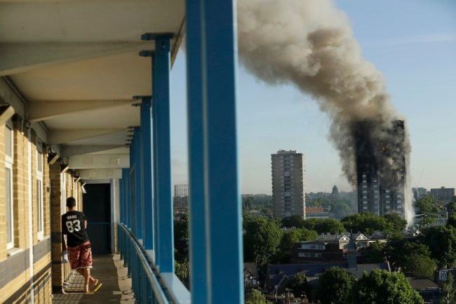 Victims of Grenfell Fire Blame US Building Materials in Suit