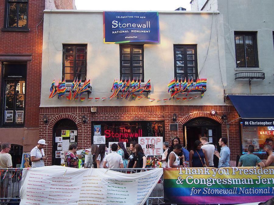NYPD Chief Apologizes for 1969 Raid on Stonewall Inn