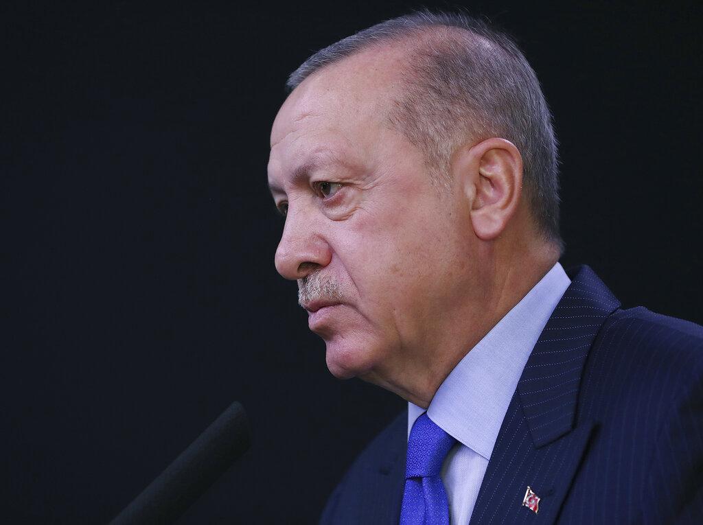 News Erdogan