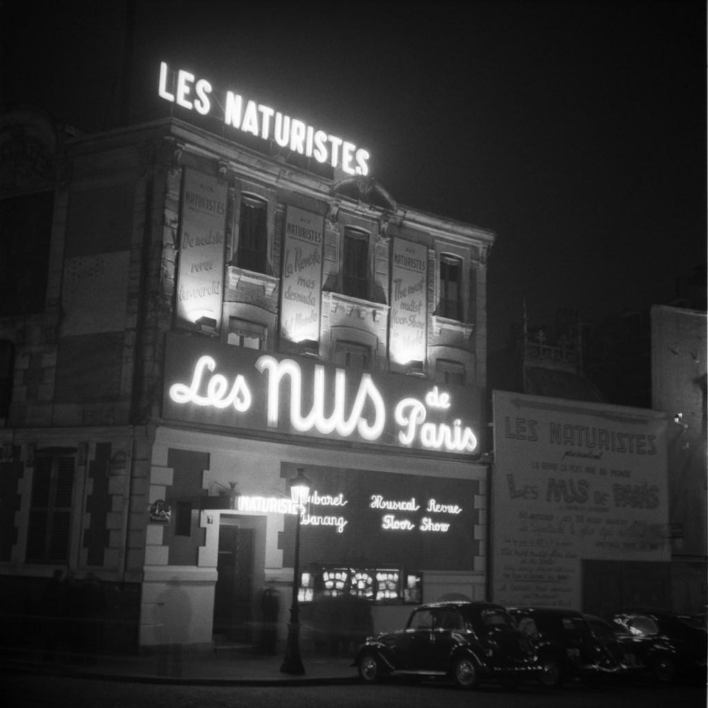 The nudes of Paris (Walt Girdner photo)