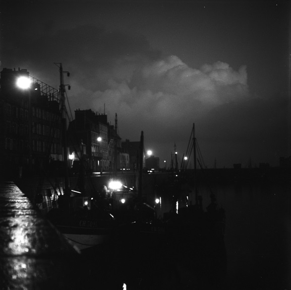 A stormy night on tap. From Walt Girdner's Paris collection.