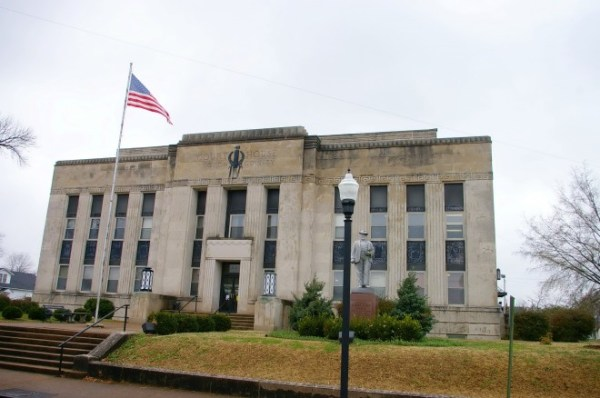 Obion County   US Courthouses