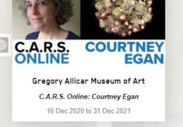 """Extinct in the Wild"" hosted by Gregory Allicar Museum of Art, Colorado State University"