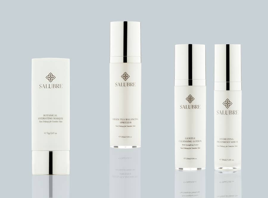 Skincare branding