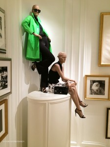 Ralph Lauren NYC Women's Flagship Store on www.CourtneyPrice.com