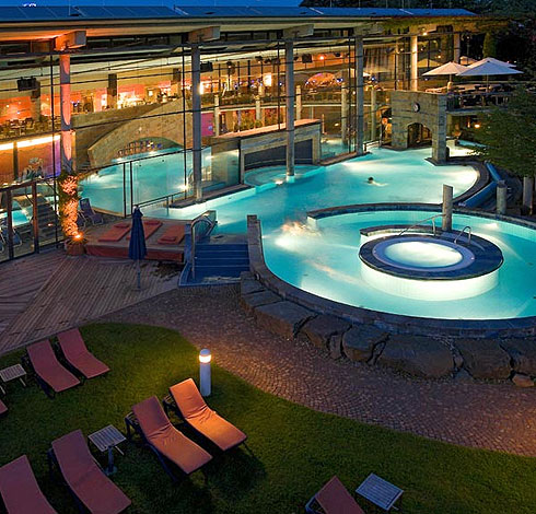 Claudius Therme, German spa- on www.CourtneyPrice.com