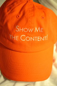 Show Me The Content
