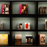 Shop Dallas: Taschen Library at the Joule Hotel