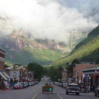 Telluride- A Photographic Tour of a Ski Town in the Summer