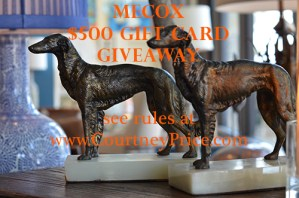 Giveaway, contest, $500 gift card, gift certificate, prize