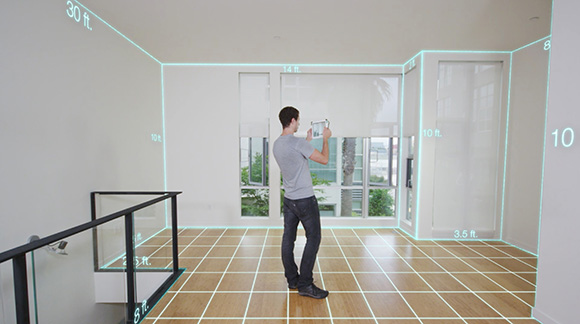 Structure Sensor- get a 3D map of a room in seconds, seen on www.CourtneyPrice.com