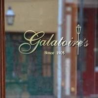 New Orleans Food: Galatoires