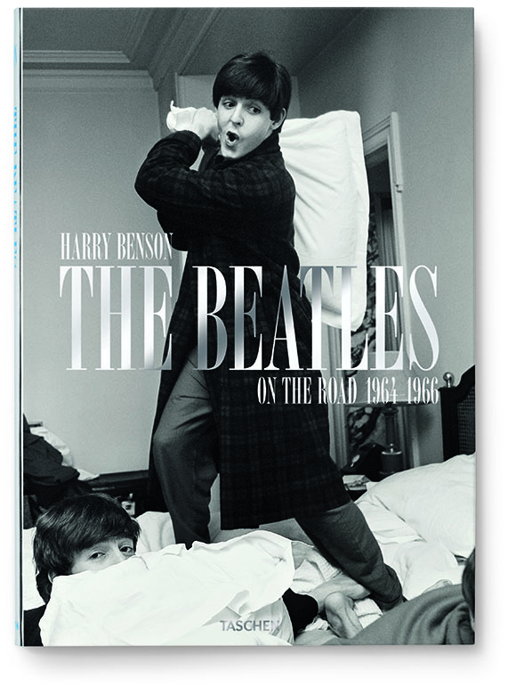 Harry Benson's Beatles book on www.CourtneyPrice.com